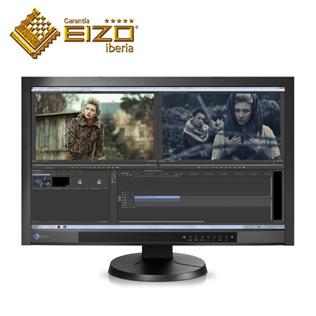 "Monitor Plano EIZO ® IPS 27"" ColorEdge CX271 (Incluye Color Navigator / Sensor de Autocorrección)"