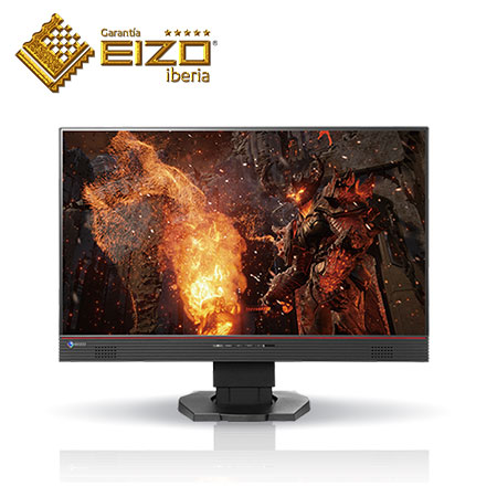 "Monitor Plano  EIZO ® IPA 23"" Foris FS2434W-BK"