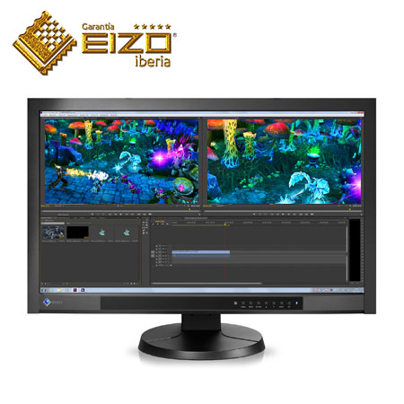 "Monitor Plano EIZO ® IPS 27"" ColorEdge CG277 (Incluye Calibrador)"