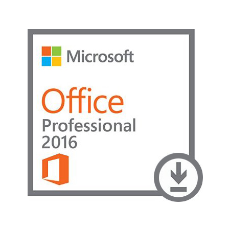 Microsoft Office Profesional 2016