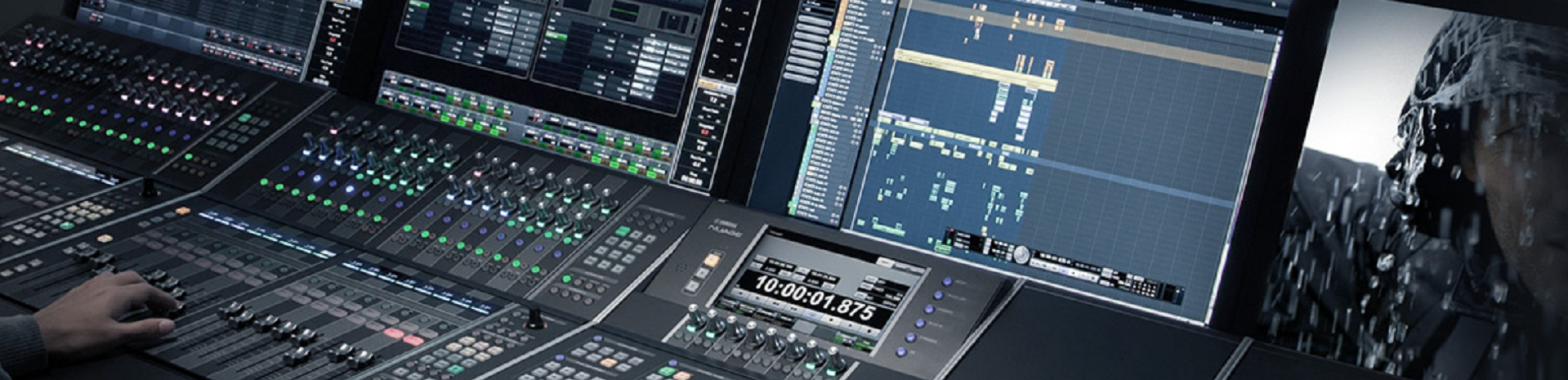 para los técnicos de sonido, para los creadores